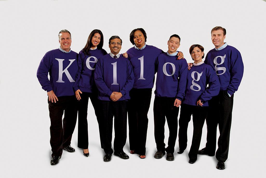How to get into Northwestern Kellogg's full-time MBA program