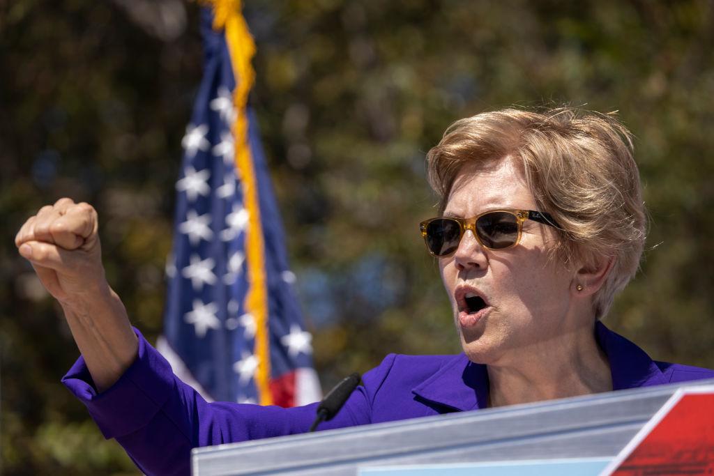Elizabeth Warren: Biden has the 'power to cancel student loan debt'